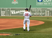 Primera jornada 2011 de Red Sox Imagen de archivo