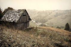 Primera nieve Fotografía de archivo libre de regalías
