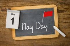 Primero de mayo Imagen de archivo libre de regalías