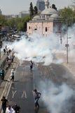 Primero de mayo en Estambul Fotografía de archivo libre de regalías