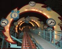 Primeval Whirl POV Full Ride, Disney's Animal Kingdom royalty free stock image