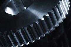 Primi piani di titanio dell'attrezzo immagine stock libera da diritti