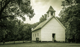 Primitive Baptist Church Royalty Free Stock Image