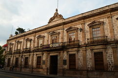 Primitive College of San Nicolas Stock Image