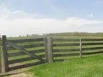 Primitive Fencing Stock Images
