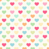 Primitive heart background Stock Photography