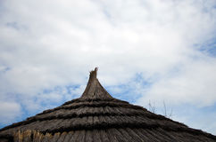 Primitive house Stock Photography