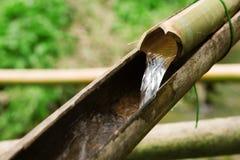 Primitive plumbing Stock Image