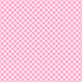 Primitive retro gingham background Stock Photography