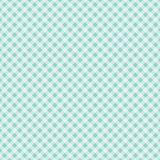 Primitive retro gingham background Royalty Free Stock Photo