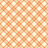 Primitive retro gingham background Stock Images