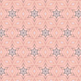Primitive simple pink, lilac pattern Stock Photography