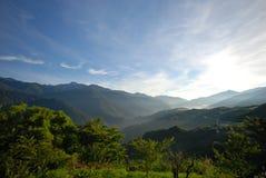 Primo mattino di Li Shan Fotografia Stock