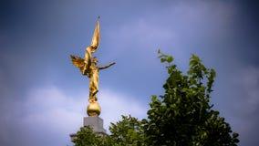 Primo monumento di divisione fotografie stock libere da diritti