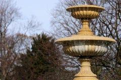 Primo piano capo della fontana Immagine Stock Libera da Diritti