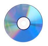 Primo piano CD Fotografia Stock Libera da Diritti