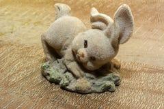 Primo piano dei giocattoli dei piccoli bambini Fotografia Stock