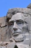 Primo piano del Abraham Lincoln Fotografia Stock Libera da Diritti