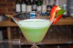 Primo piano del cocktail Immagine Stock