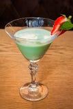 Primo piano del cocktail Immagini Stock