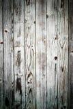Primo piano del fondo di legno bianco di struttura delle plance Fotografia Stock Libera da Diritti