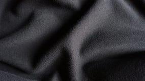 Primo piano del fondo del panno tessuto struttura del tessuto di cotone Fotografia Stock