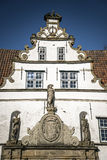 Gatehouse Husum del primo piano Fotografie Stock