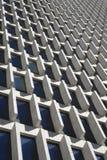 Primo piano del grattacielo Fotografia Stock Libera da Diritti