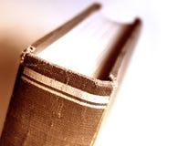 Primo piano del libro immagini stock libere da diritti