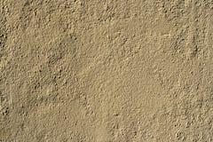 Primo piano del muro di cemento Immagini Stock Libere da Diritti