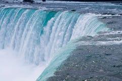 Primo piano del Niagara Falls Fotografia Stock Libera da Diritti