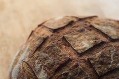 Primo piano del pane dell'artigiano Immagine Stock