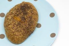 Primo piano del pane fritto Immagini Stock Libere da Diritti