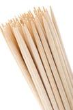 Primo piano del Toothpick immagini stock