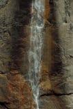 Primo piano del Yosemite Falls Fotografia Stock