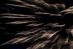 Primo piano dell'esposizione dei fuochi d'artificio Fotografia Stock Libera da Diritti