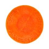 Primo piano della carota Immagine Stock Libera da Diritti