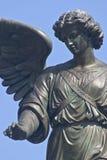 Primo piano della fontana di Bethesda Immagine Stock