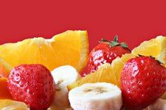 Primo piano della frutta Fotografia Stock