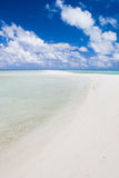 Primo piano della sabbia di una spiaggia in estate Fotografia Stock