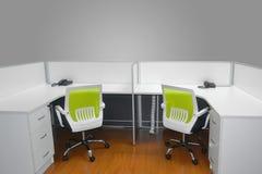 Primo piano della sedia dell'ufficio Fotografia Stock Libera da Diritti