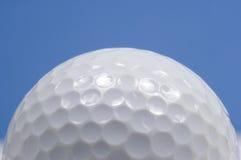 Primo piano della sfera di golf Immagine Stock Libera da Diritti