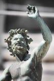 Primo piano della statua Fotografie Stock Libere da Diritti