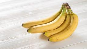 Primo piano delle banane Immagine Stock
