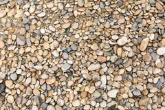 Primo piano delle pietre Fotografia Stock