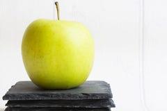 Primo piano di Apple Fotografie Stock Libere da Diritti