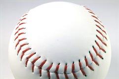 Primo piano di baseball Fotografia Stock Libera da Diritti