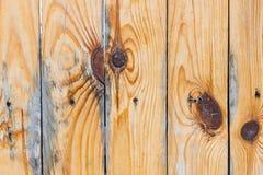 Primo piano di legno del recinto di struttura del fondo Copi il testo dello spazio Fotografia Stock