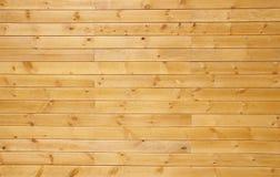 Primo piano di legno di struttura del pannello Fotografie Stock