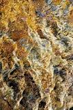 Primo piano di minerale Immagini Stock